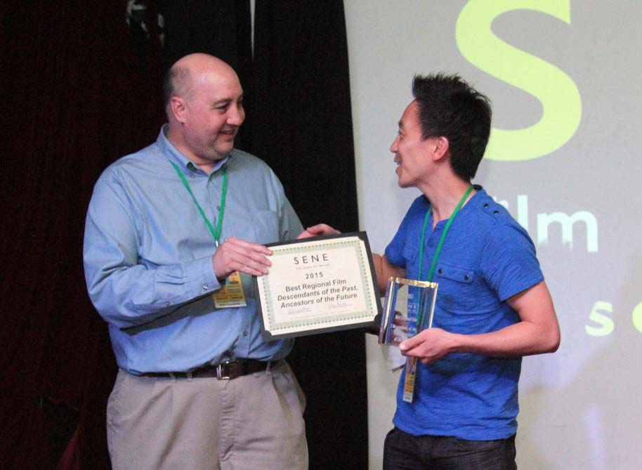 Albert Wins Best Regional Film at SENE Film, Music, & Arts Festival