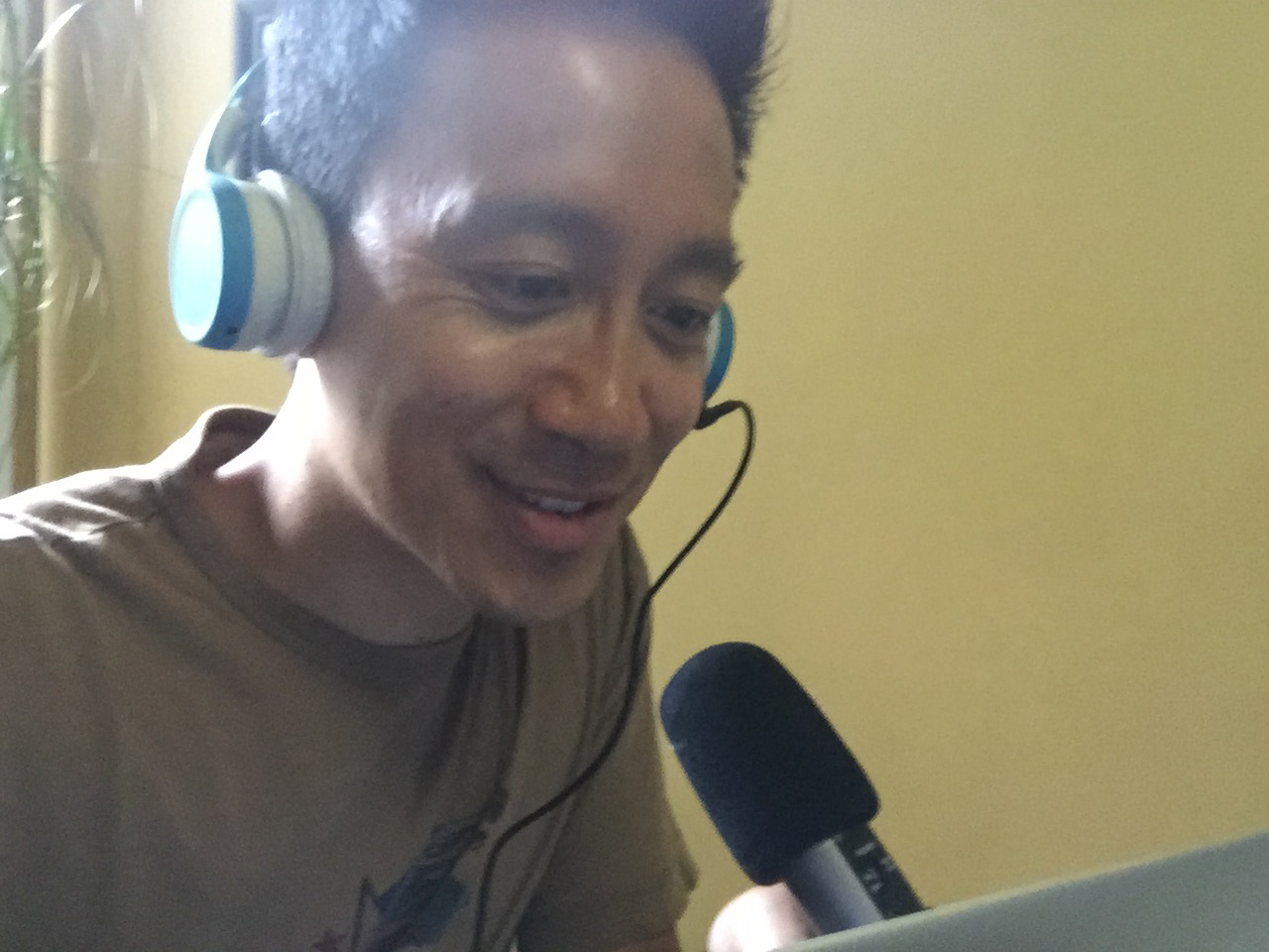 Albert Interviewed for Poiesis Podcast