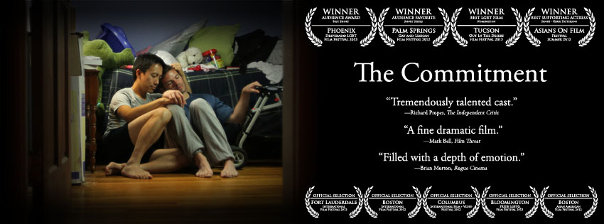 THE COMMITMENT Nominated for Best Drama Short Film