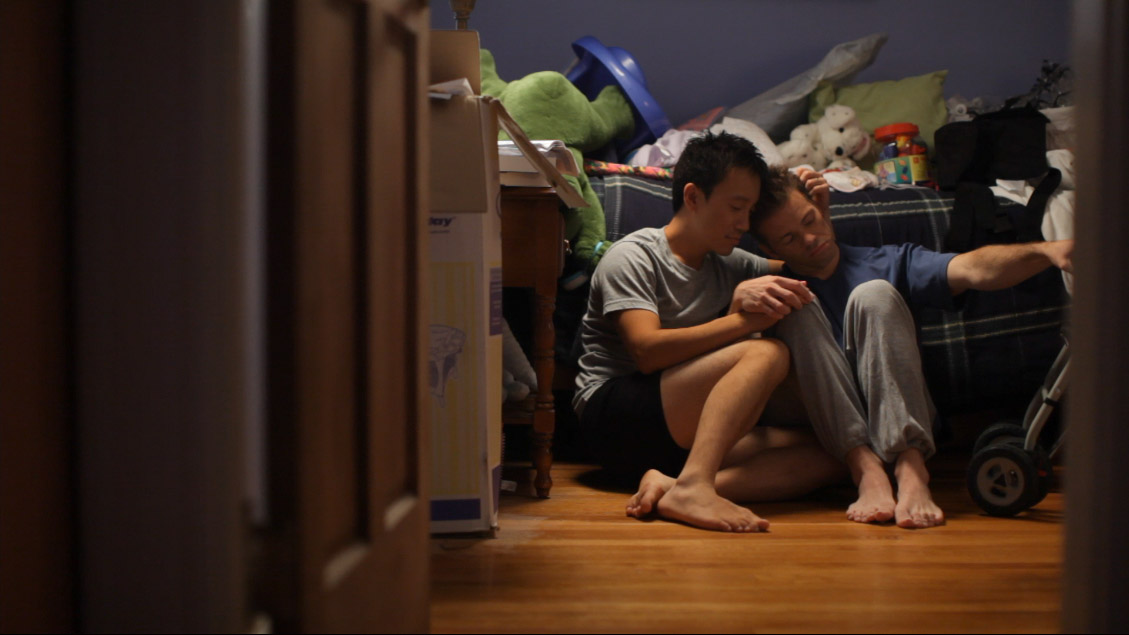 THE COMMITMENT Now Streaming at QueerBee Films