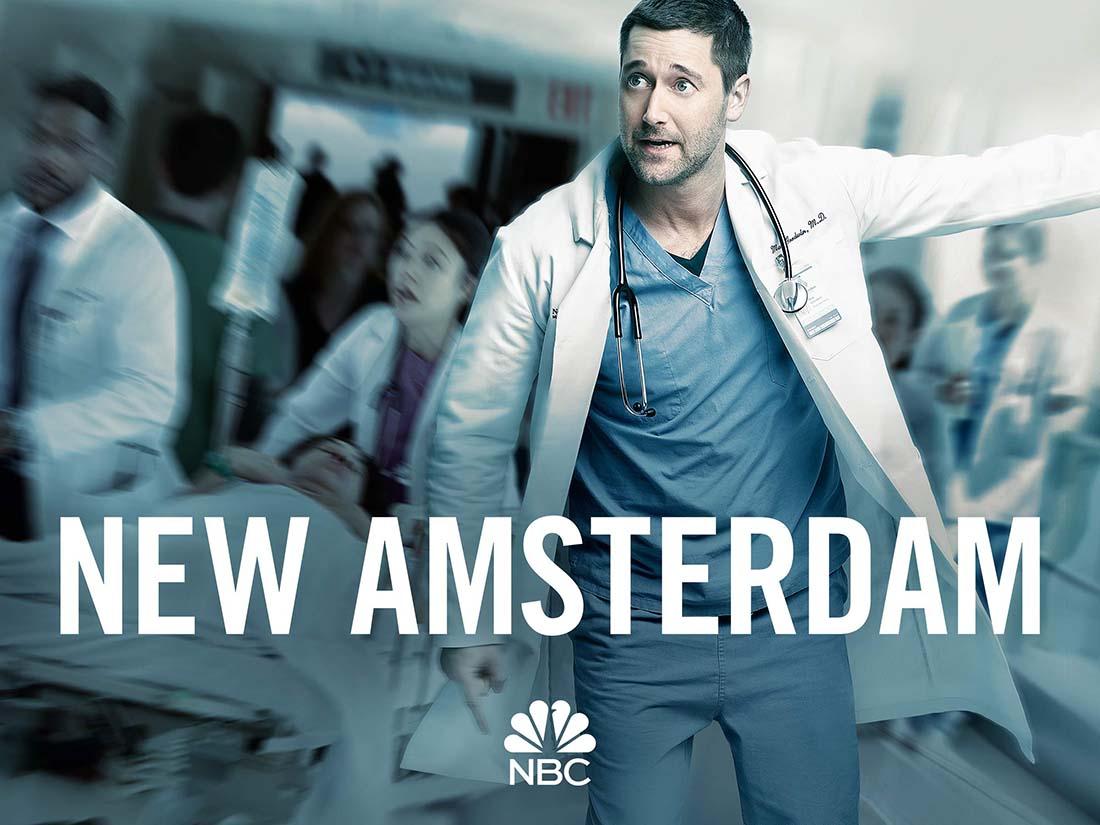 Albert Co-Stars on NBC's NEW AMSTERDAM