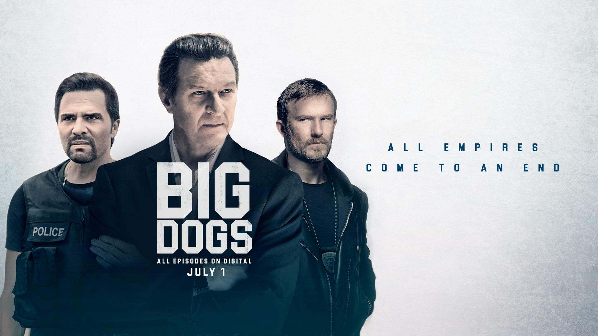 Albert Recurs on Upcoming Streaming Series BIG DOGS